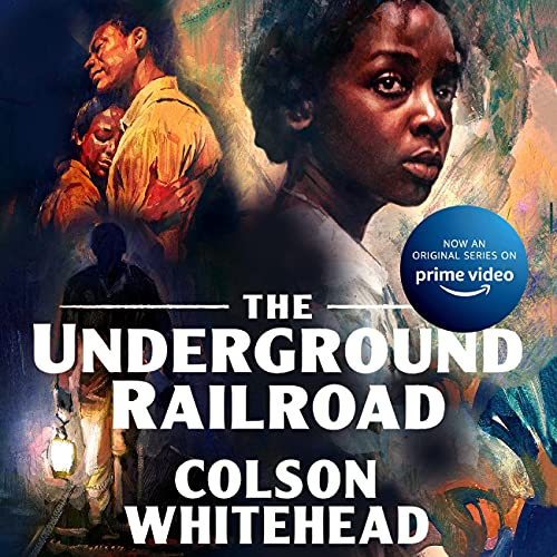 The Underground Railroad cover art