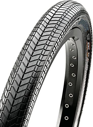 Maxxis Grifter Dual Black 2021 - Neumático para bicicleta (20 x 2,40)