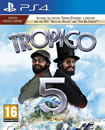 PS4 TROPICO 5 (DAY1 ED.)