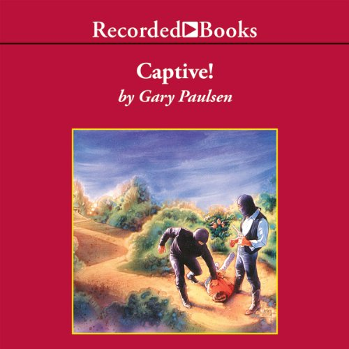 Captive! audiobook cover art