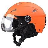 AHR Adult Snow Sports Helmet ASTM Certified for Ski Skate Board Protective...