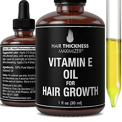 Vitamin E Oil For Hair Growth. Vega…