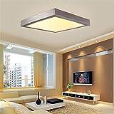 16W LED Warmweiß Modern Deckenlampe Deckenleuchte Schlafzimmer Küche Flur Wohnzimmer Lampe...