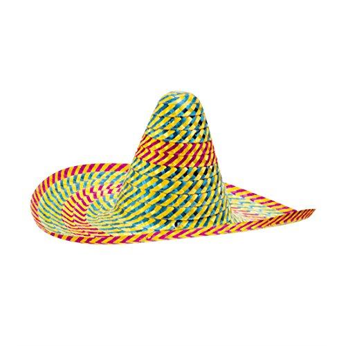 Sombrero verde de paja mexicano, sombrero mexicano, sombrero de verano, mexicano Gringo, sombrero de fiesta, sombrero de sol, sombrero de tequila fiesta, carnaval, accesorio para disfraz