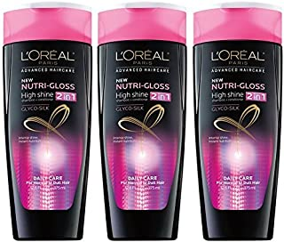 Best loreal nutri gloss conditioner Reviews