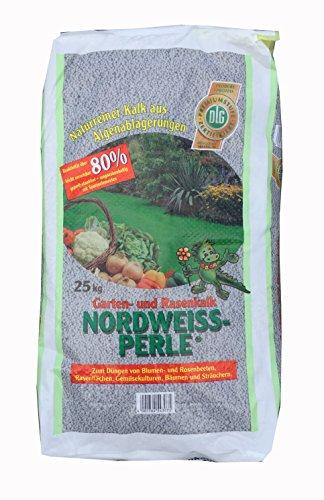 Nordweiss-Perle Garten-und Rasenkalk