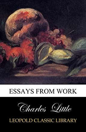 Essays from Work