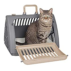 5 Best Cat Carriers For Nervous Cats 2019 Reviews Guide