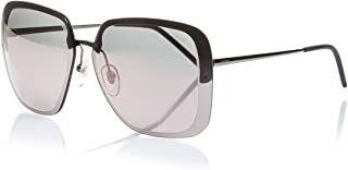 Hawk Kadın Güneş Gözlükleri HW 1675 03, Gümüş/Füme, 62