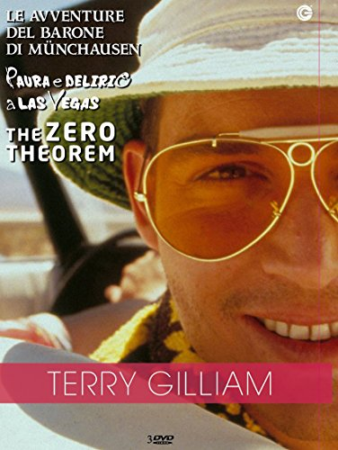 Terry Gilliam Collection (3 Dvd) [Italia]