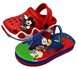 NEW AMERICAN Unisex-Baby's Clog with Slipper - 2 Years