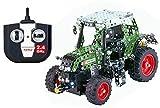 Metallbaukasten RC Traktor Fendt Vario 313 - 574 Teile 1:24 LED Komplett-Set Werkzeug ab 12 Jahren Anleitung Erwachsene Metallbaukästen Metallbautechnik Lernfeld Tronico