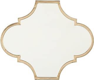 Ashley Furniture Signature Design - Callie Accent Mirror - Contemporary - Gold Finish
