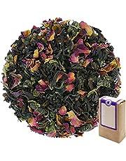 """Núm. 1292: Té oolong """"Pétalos de rosas del Himalaya"""" - hojas sueltas - 100 g - GAIWAN® GERMANY - té oolong de Formosa y Nepal, pétalos de rosa"""