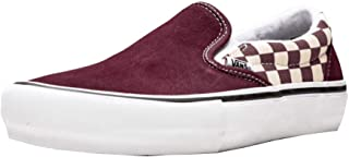 Men's Shoes Slip On Pro Checkerboard Suede Port Royale Sneakers