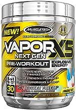 MuscleTech Vapor X5 Next Gen Pre Workout Powder
