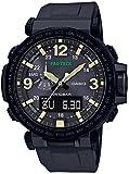 [カシオ] 腕時計 プロトレック ソーラー PRG-600Y-1JF ブラック