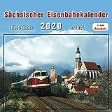Sächsischer Eisenbahnkalender 2020 - Thomas Böttger