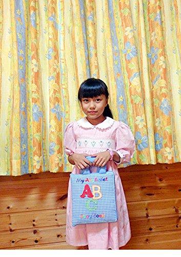 布絵本My Alphabet ABC play book New English Version英語刺しゅう版 知育r