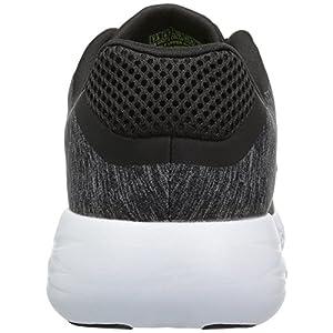 Skechers Performance Men's Go Run 600-Divert Sneaker,black/white,8.5 M US