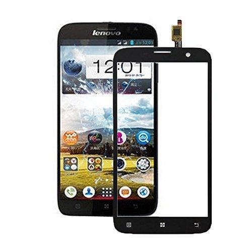 ASAMOAH Parte de reemplazo para teléfonos móviles Reemplazo de Pantalla táctil for Lenovo A850 Accesorios telefonicos