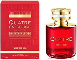 BOUCHERON Quatre En Rouge Eau De Parfum For Women, 50ml