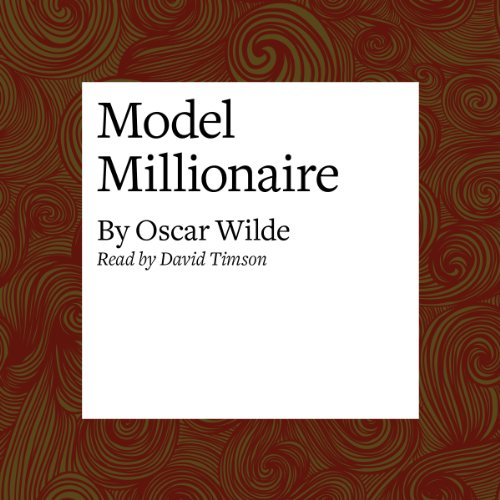 Model Millionaire audiobook cover art
