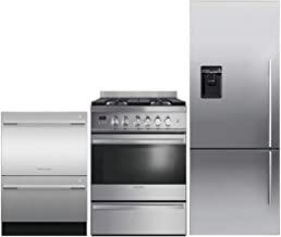 Fisher Paykel 3 Piece Kitchen Package RF135BDLUX4 25