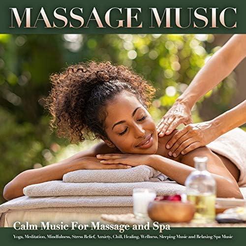 Massage Music, Music For Massage & massage