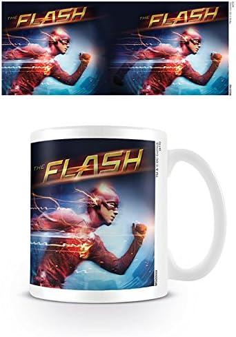 Max 84% OFF DC Comics MG23162 The Ranking TOP19 Mug Ceramic Running Flash
