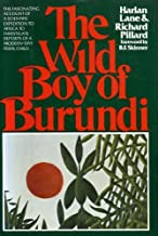 The Wild Boy of Burundi: A study of an outcast child