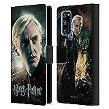 Head Case Designs sous Licence Officielle Harry Potter Draco Malfoy Deathly Hallows VIII Coque en...