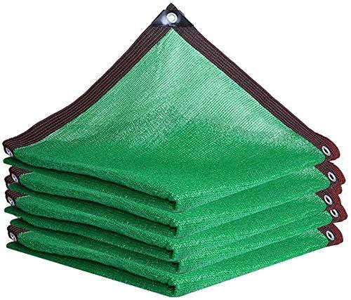 Sombra Paño Shade Net Sombrilla De Sombra Sombreado Sombreado Viento Y Protección Solar 90% Tasa De Sombreado Encryption Flowen Shade Paño Para Jardín Flor Planta Patio Decking ( Talla : 4x5M )