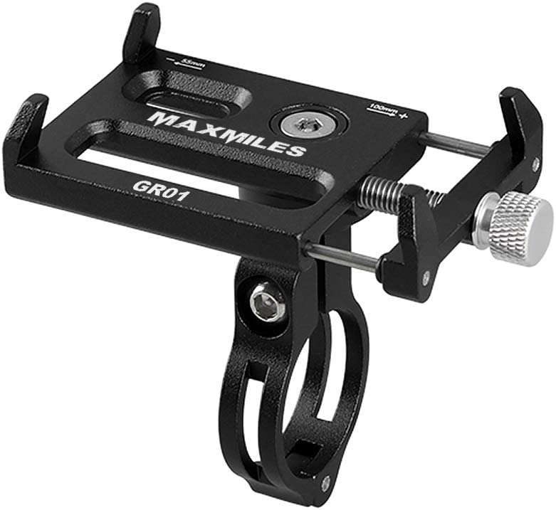 MaxMiles Motorcycle and High quality new Bicycle Cell Max 67% OFF Phone Unive Holder Aluminum