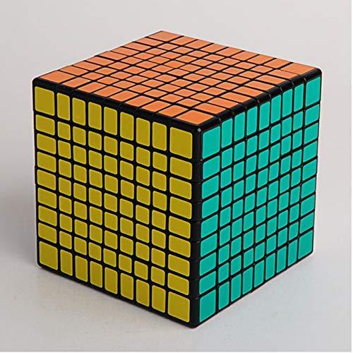 Lloow Más allá del límite Competencia Profesional 9x9x9 Magic Cubos de Rubik Juguetes educativos Juguetes para Adultos Regalos Rubik'S Cube