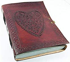 Best embossed leather journals Reviews