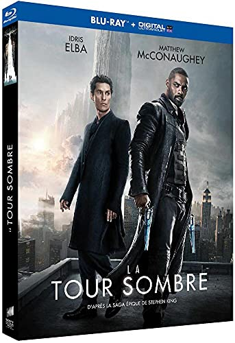 Темна вежа [Blu-Ray + цифровий ультрафіолет]