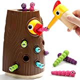 Nene Toys - Alimenta al Polluelo - Juguete Magnético Educativo para Niños de 2 3 años - Juego Infantil con Colores Que Desarrolla Habilidades Cognitivas y Emocionales en Bebés Niños Niñas