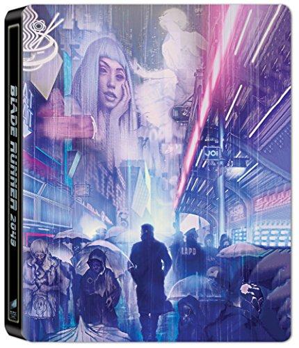 Blade Runner 2049 - Steelbook Premium (Blu-Ray 4K Ultra HD + Blu-Ray + Bonus Disc)