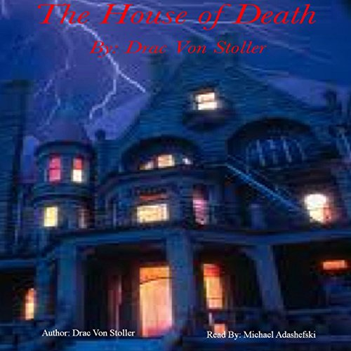 The House of Death audiobook cover art