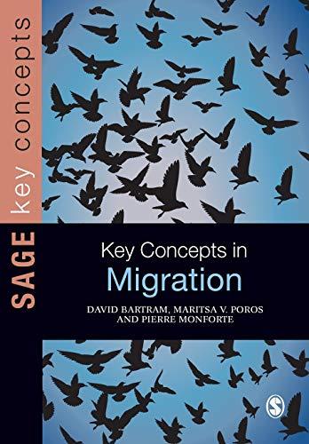 Key Concepts in Migration (Sage Key Concepts)