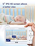 Zoom IMG-1 ghb baby monitor 5 720p