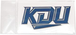 近畿大学体育会クラブ統一ロゴ 「KDUシール」 (109×54mm)
