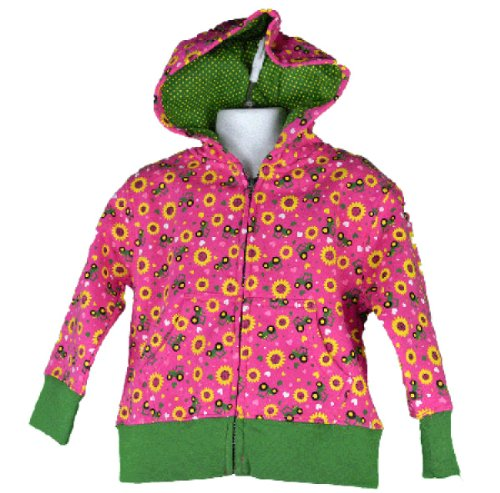 Baby Girls' Novelty Hoodies