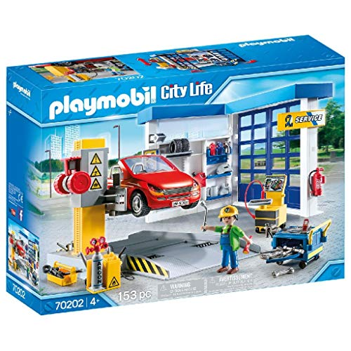 Playmobil - Garage Automobile - 70202