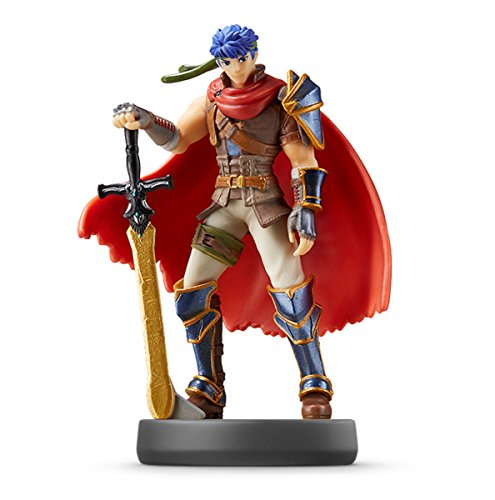 amiibo Ike (Super Smash Brothers series)
