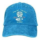 XCNGG Co-Sujetador K-a-i Dojo Unisex Adulto Sombreros de Mezclilla Sombrero de Vaquero Sombrero de p...