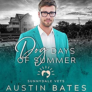 Dog Days of Summer audiobook cover art