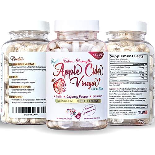 Potent Organics Apple Cider Vinegar Pills
