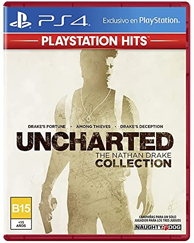 Uncharted: The Nathan Drake Collection - PlayStation 4 - Standard...